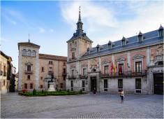 002-Madrid, Toléde et Ségovie