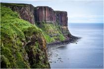 Les falaises de l'île de Skye