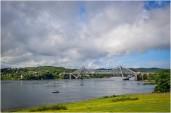 Le pont d'Oban
