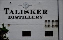 La distillerie Talisker