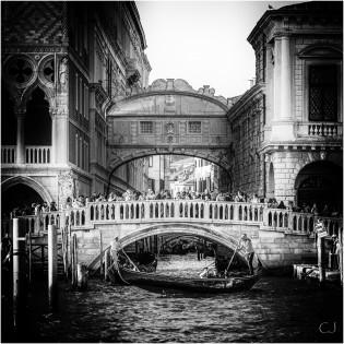 Venise N&B-12