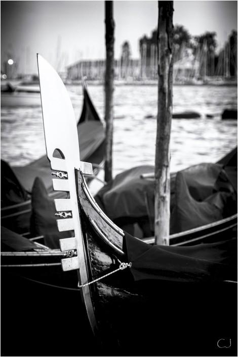 Venise N&B-4